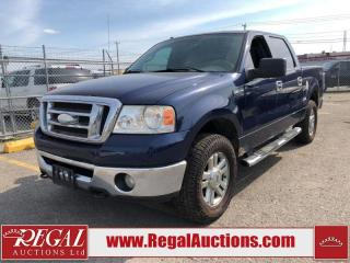 Used 2008 Ford F-150 XLT Supercrew for sale in Calgary, AB