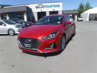 Used 2018 Hyundai Sonata GLS-SUNROOF, HEATED SEATS, BLUETOOTH for sale in Duncan, BC
