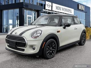 Used 2018 MINI Cooper Cooper Pano Roof! Heated Seats! for sale in Winnipeg, MB