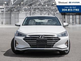 New 2020 Hyundai Elantra Luxury for sale in Winnipeg, MB