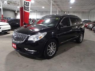 Used 2015 Buick Enclave AWD AUTO *** FREE WINTER TIRES & RIMS INC!!! *** for sale in Nepean, ON