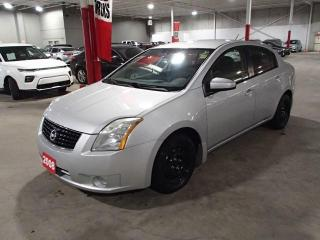 Used 2008 Nissan Sentra AUTO *** FREE WINTER TIRES & RIMS INC!!! *** for sale in Nepean, ON