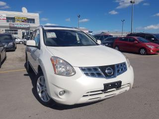 Used 2011 Nissan Rogue SV/NAVI/BACKUP CAMERA/SUNROOF/CERTIFIED!!! for sale in Pickering, ON