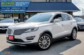 Used 2017 Lincoln MKC Reserve for sale in Guelph, ON