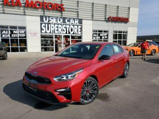 New 2021 Kia Forte GT Limited DCT for sale in Niagara Falls, ON