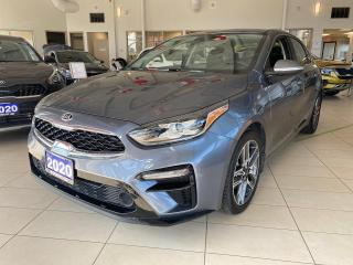 Used 2020 Kia Forte Sedan EX+ IVT for sale in Waterloo, ON