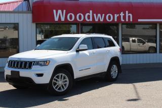 Used 2018 Jeep Grand Cherokee Laredo for sale in Kenton, MB