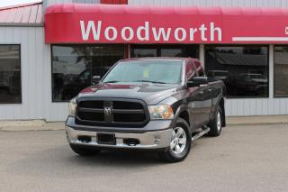 Used 2015 RAM 1500 SLT for sale in Kenton, MB