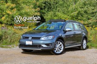 Used 2019 Volkswagen Golf Alltrack Highline | App-Connect, Panoramic Roof, 4MotionAWD for sale in Guelph, ON