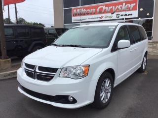 New 2020 Dodge Grand Caravan PREMIUM PLUS / NAV  / POWER DOORS for sale in Milton, ON