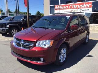 New 2020 Dodge Grand Caravan PREMIUM PLUS / DVD / BLUETOOTH for sale in Milton, ON