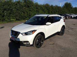 Used 2020 Nissan Kicks SV - BACK UP CAM - HEATED SEATS! for sale in Ottawa, ON