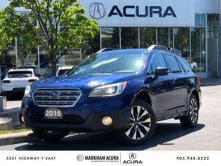 Used 2016 Subaru Outback 3.6R Limited w/ Technology at for sale in Markham, ON