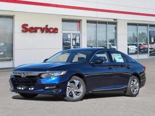 New 2020 Honda Accord EX-L for sale in Brandon, MB
