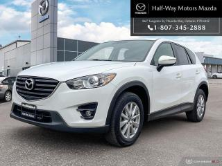 Used 2016 Mazda CX-5 GS for sale in Thunder Bay, ON