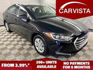 Used 2017 Hyundai Elantra L - NO ACCIDENTS/FACTORY WARRANTY - for sale in Winnipeg, MB