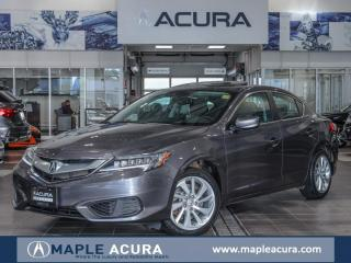 Used 2017 Acura ILX Tech, Acura Certified 7/160km warranty, One owner for sale in Maple, ON