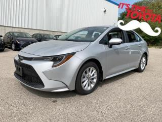 New 2021 Toyota Corolla AUTO LE LE Upgrade for sale in Mississauga, ON