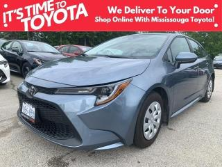 New 2021 Toyota Corolla COROLLA L CVT Corolla L CVT for sale in Mississauga, ON
