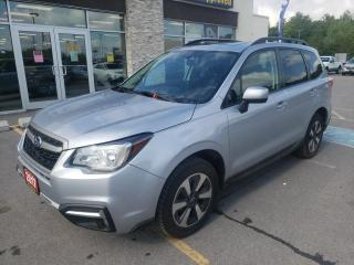 Used 2017 Subaru Forester 2.5i Limited w/Technology Package Option for sale in Trenton, ON