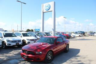Used 2010 Ford Mustang 4.0L V6 2dr Cpe for sale in Whitby, ON
