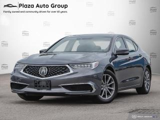 Used 2018 Acura TLX Tech for sale in Bolton, ON