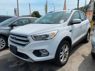 Used 2017 Ford Escape SE for sale in Scarborough, ON