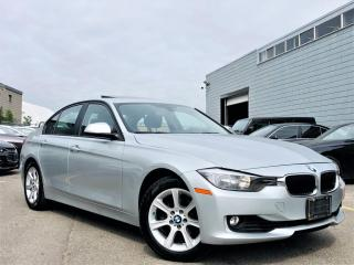 Used 2013 BMW 3 Series 328i XDRIVE|SUNROOF|NAVI|HEATED MEMORY SEATS|WOOD TRIM! for sale in Brampton, ON