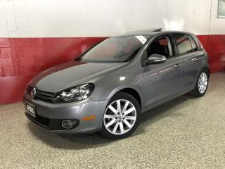 Used 2013 Volkswagen Golf TDI HATCHBACK HIGHLHINE 6 SPEED MANUAL LOCAL 1 OWNER for sale in North York, ON