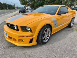 Used 2007 Ford Mustang Roush 427 stage 3, $30,000 in additional upgrades for sale in Halton Hills, ON