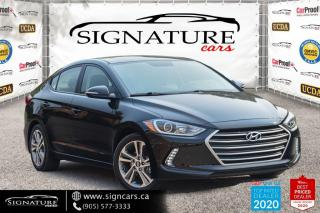 Used 2017 Hyundai Elantra 4dr Sdn. NO ACCIDENTS. BLIND SPOT. BACK CAM. for sale in Mississauga, ON