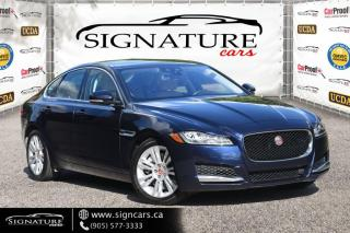 Used 2017 Jaguar XF 4dr Sdn 35t Premium. NO ACCIDENT. NAVI. BACK CAM. for sale in Mississauga, ON