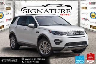 Used 2017 Land Rover Discovery Sport AWD 4dr HSE. NO ACCIDENT. HEATED SEATS/STEERING. NAVI. for sale in Mississauga, ON