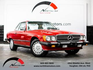 Used 1987 Mercedes-Benz SL-Class 560SL Roadster for sale in Vaughan, ON