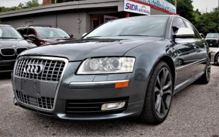 Used 2008 Audi S8 4DR SDN for sale in Richmond Hill, ON