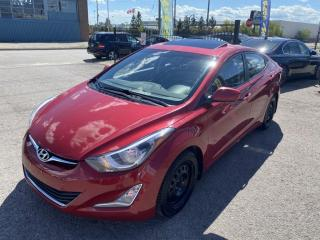 Used 2015 Hyundai Elantra 4DR SDN for sale in Scarborough, ON
