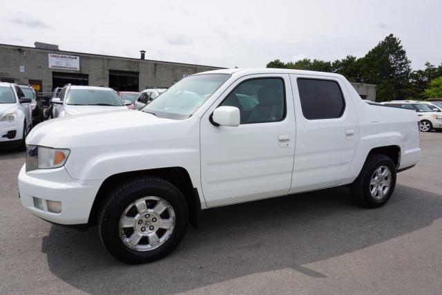 2009 Honda Ridgeline RTL 4WD CERTIFIED 2YR WARRANTY *FREE ACCIDENT* CRUISE ALLOYS BED COVER AUX POWER OPTIONS