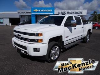 Used 2016 Chevrolet Express 2500 HD LTZ Crew Cab 4X4 for sale in Renfrew, ON