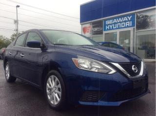 Used 2019 Nissan Sentra SV - Sunroof - Bluetooth - No Charge Winter Tires for sale in Cornwall, ON