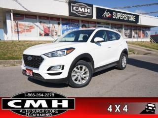 Used 2019 Hyundai Tucson 2.0L Preferred AWD  AWD CAM HS HTD-S/W BT for sale in St. Catharines, ON