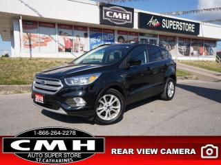 Used 2018 Ford Escape SE  CAM P/SEAT HS CLIMATE BT for sale in St. Catharines, ON