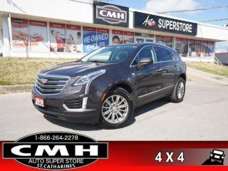Used 2018 Cadillac XT5 Luxury AWD  AWD NAV CAM ROOF MEM RAIN-SENS for sale in St. Catharines, ON