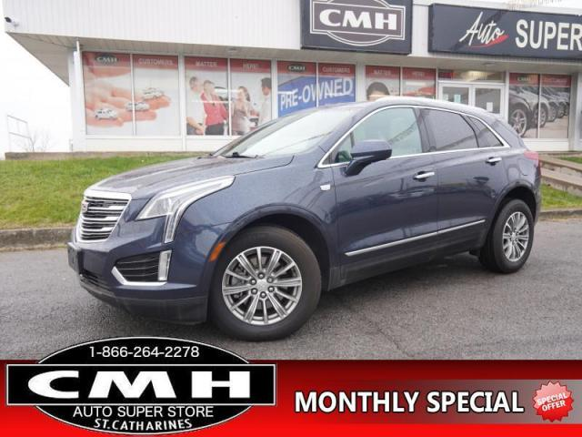 2018 Cadillac XT5 Luxury AWD  AWD NAV ROOF P/SEATS P/GATE BS