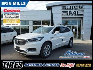 New 2020 Buick Enclave Avenir  - Leather Seats for sale in Mississauga, ON