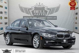 Used 2016 BMW 3 Series 328i xDrive, AWD, NO ACCIDENT, NAVI, REAR CAM for sale in Toronto, ON
