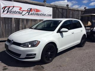 Used 2015 Volkswagen Golf TRENDLINE for sale in Stittsville, ON