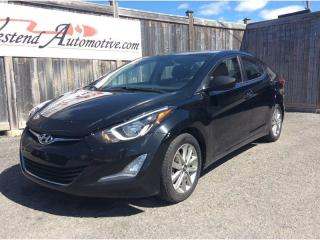 Used 2016 Hyundai Elantra Sport Appearance for sale in Stittsville, ON
