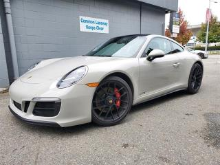 Used 2019 Porsche 911 Carrera 4 GTS for sale in Richmond, BC