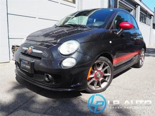 Used 2013 Fiat 500 Abarth for sale in Richmond, BC