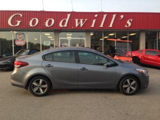 Used 2018 Kia Forte LX! HEATED SEATS! BACKUP CAM! BLUETOOTH! for sale in Aylmer, ON